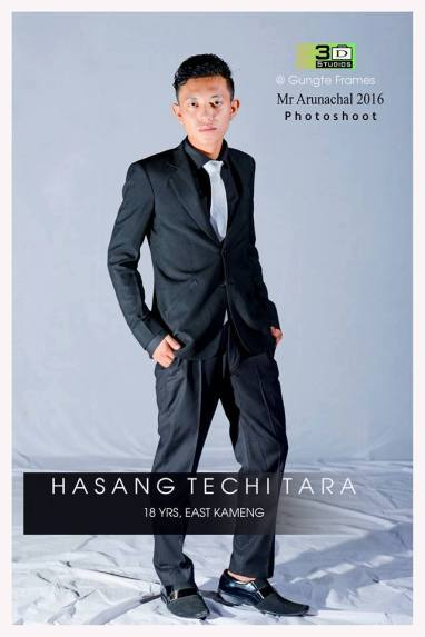 Mr Talent - Hassang Techi Tara