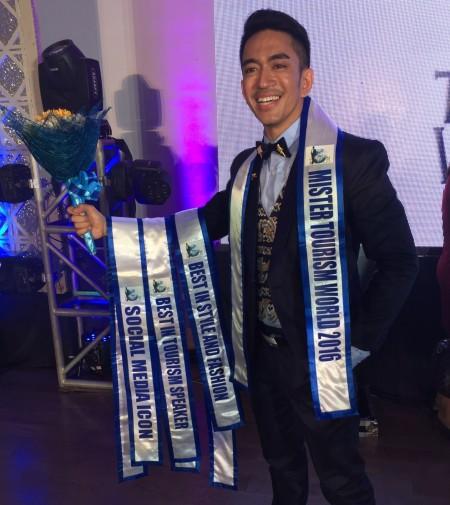 Mister Tourism World 2016