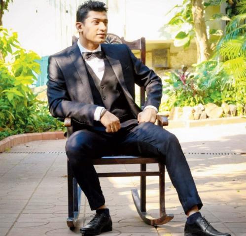 Mr Gay World India 2017 - Darshan Mandhana