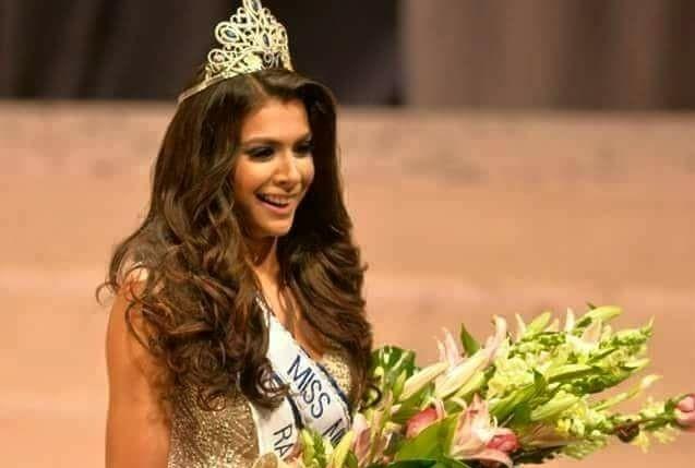 Berenice Quezada Crowned Miss Nicaragua 2017: Berenice Quezada Is The New Miss Nicaragua 2017