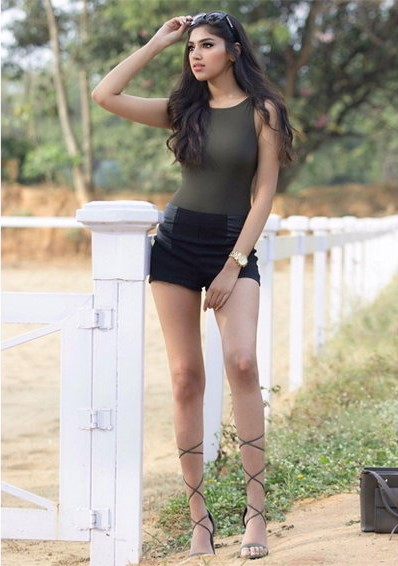 Miss India Karnataka 2017 Ruhika Dass
