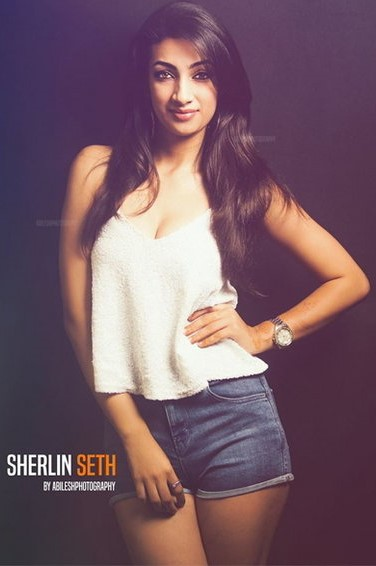 Miss India Tamil Nadu 2017 Sherlin Seth