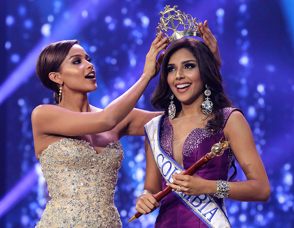 Miss Colombie 2017 >> Senorita Colombia 2017 Is Laura Gonzalez Ospina Miss Universe