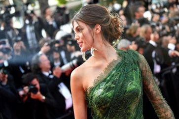 Iris Mittenaere at Cannes 2017