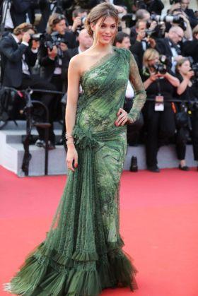 Iris Mitternaere at Cannes 2017