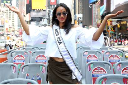 Miss USA 2017 Kara Mccullough