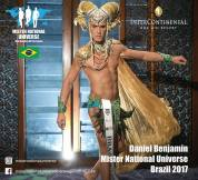 Brazil DANIEL BENJAMIN