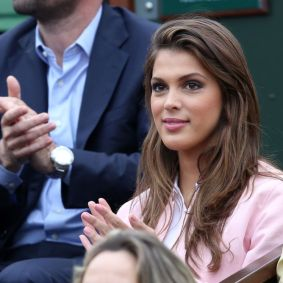 Iris-Mittenaere at French Open 2017