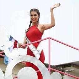 Iris Mittenaere Miss Universe France 2016