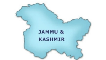Jammu and Kashmir Sana Dua