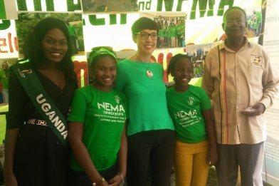 Miss Earth Uganda 2016 Priscila