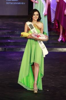 Miss Northeast 2017 sub award