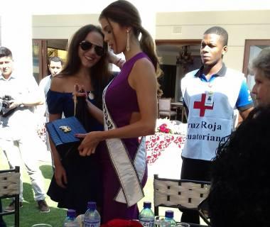 Miss Universe 2016 Iris