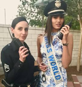 Miss World 2016 Stephanie Del Valle