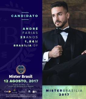 BRASÍLIA - André Farias