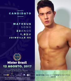 CAMINHO DOS PRÍNCIPES (SC) - Matheus Song