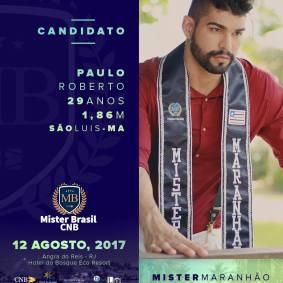 MARANHÃO - Paulo Roberto