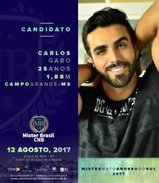 MATO GROSSO DO SUL - Carlos Gabo