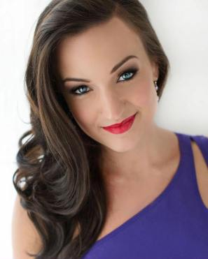 Miss Massachusetts Jillian Zucco