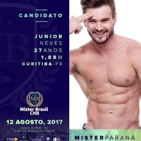 PARANÁ - Junior Neves