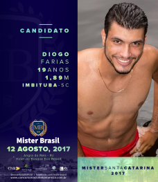 SANTA CATARINA - Diogo Farias