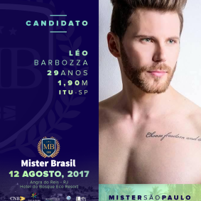 SÃO PAULO - Léo Barbozza