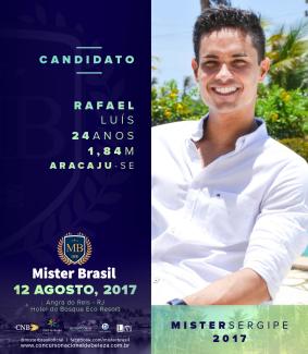 SERGIPE - Rafael Luís