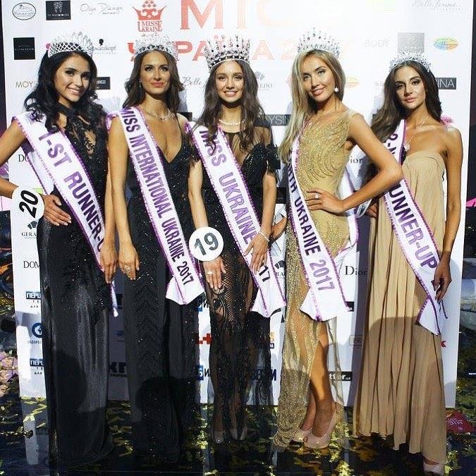 Miss Ukraine 2017 – Ukraine chose 2017 representatives for Miss