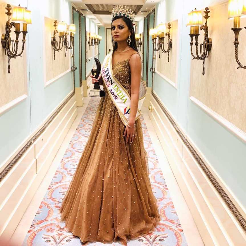Apurva Pravin Thakur Miss Teen Universe India 2018