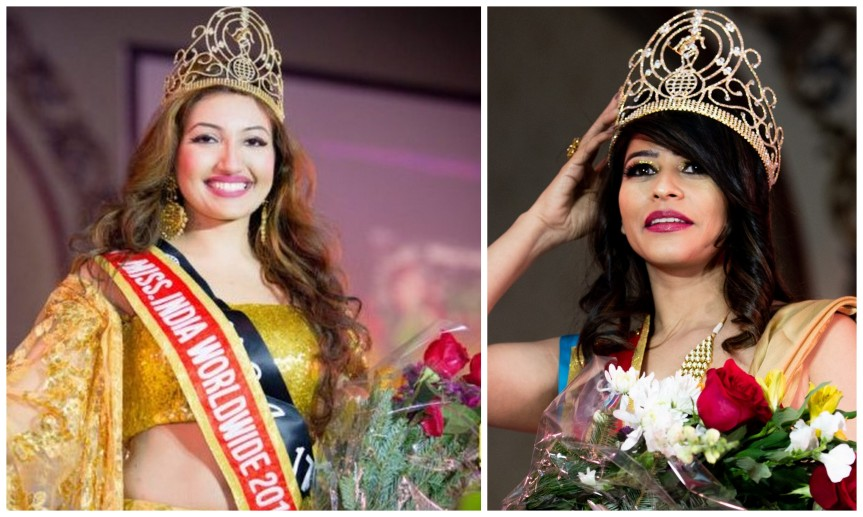 Miss and Mrs India Worldwide 2018