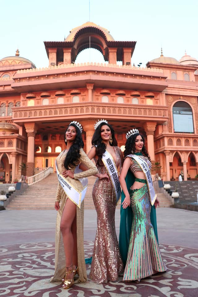 Miss Teen International 2018 winners