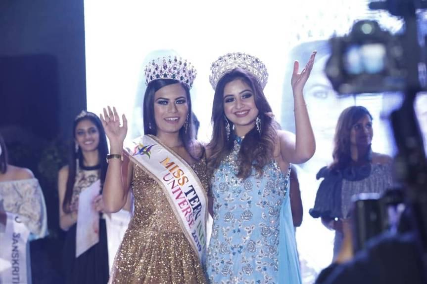 Miss Teen Universe India 2018