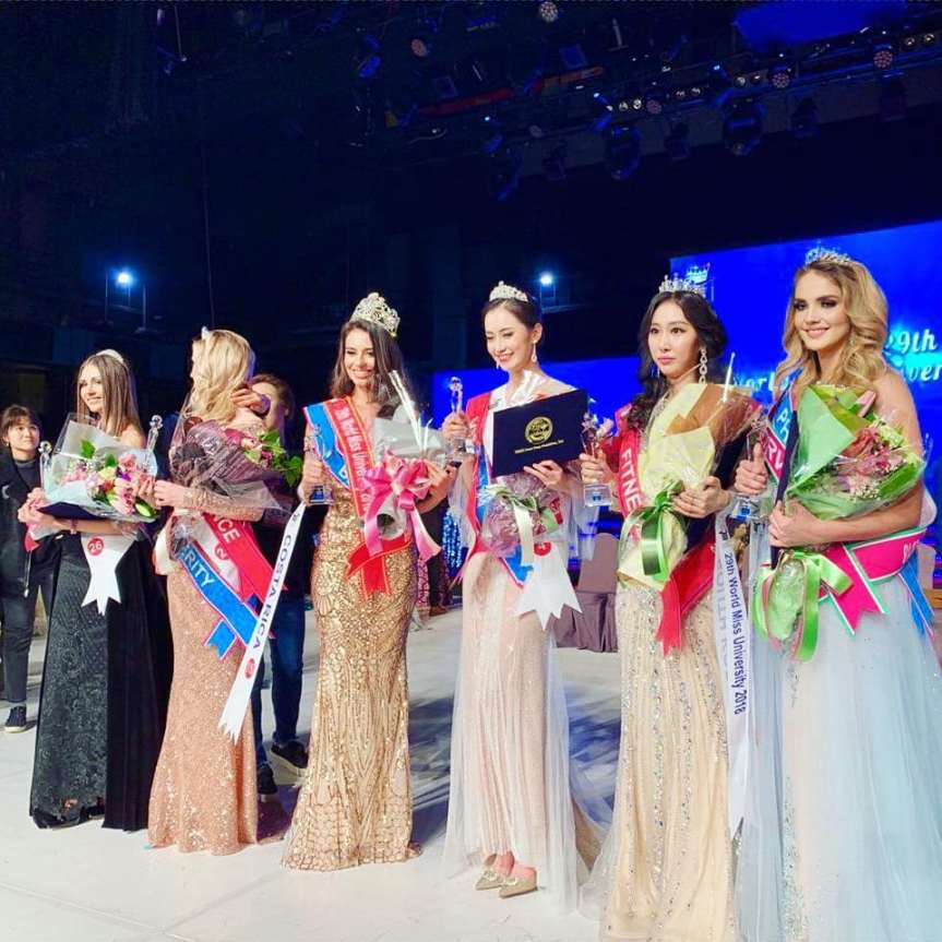 World Miss University 2018