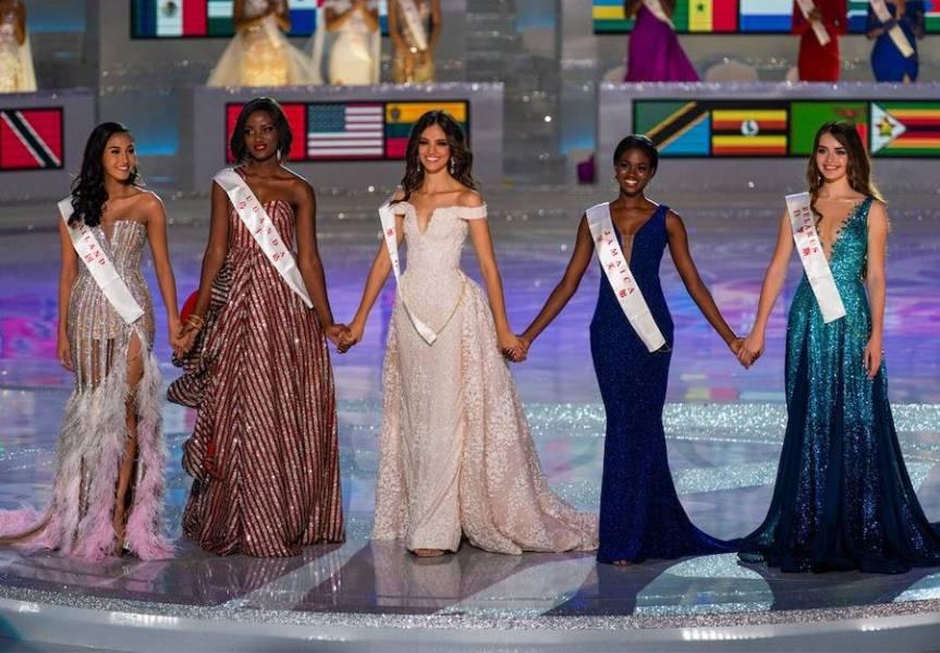 Miss World 2018 top 5