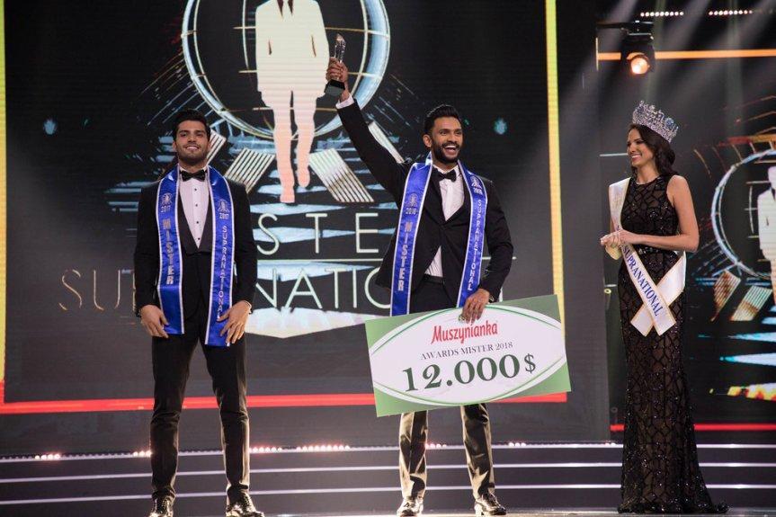 Mister Supranational 2018 Prathamesh Maulingkar