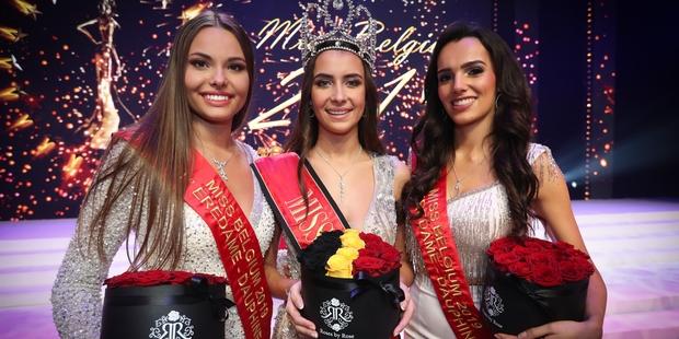 elena castro suarez miss belgium 2019