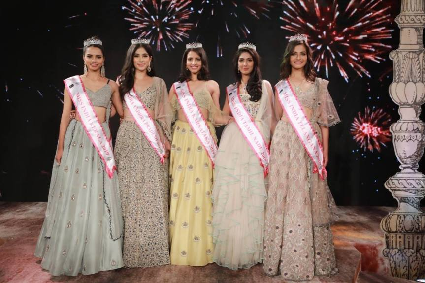 Femina Miss India 2019 South Zone winners