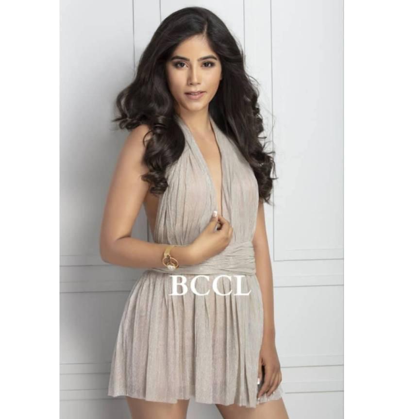 Nikita Tanwani Miss India Andhra Pradesh
