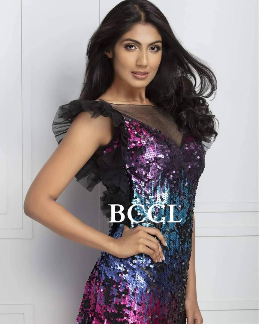 Rubeiya S K Femina Miss India Tamil nadu 2019