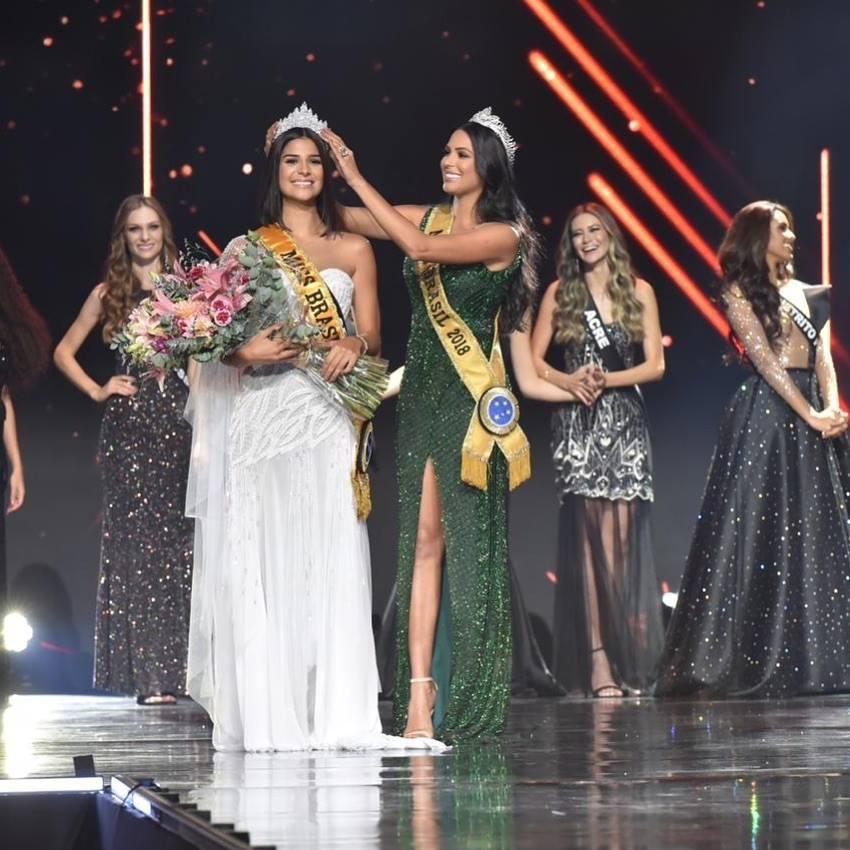 Julia Horta Miss Brazil 2019
