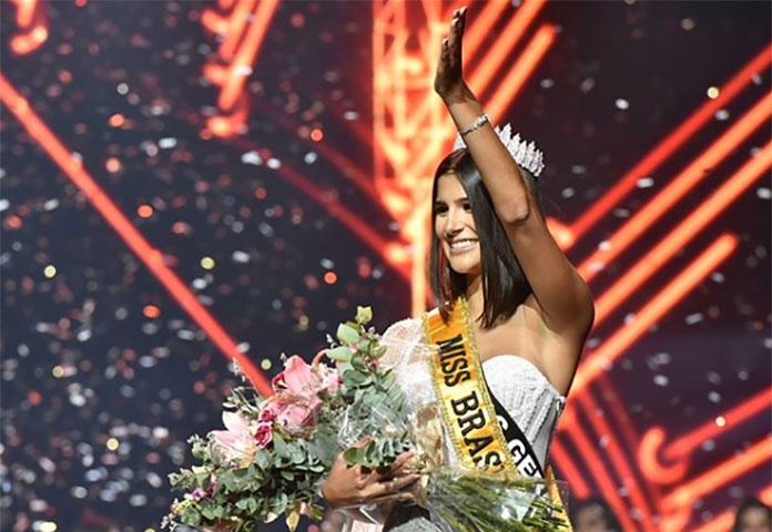 Julia Horta Miss Universe Brazil 2019