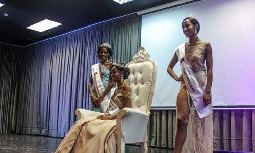 Miss Lesotho 2019 winners