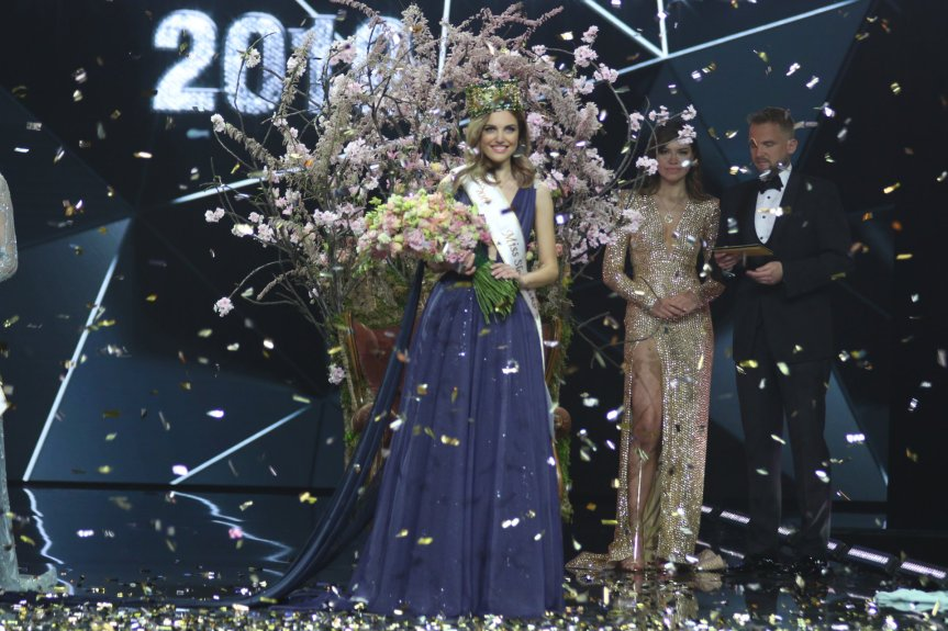 Frederika Kurtulikova Miss Slovakia 2019