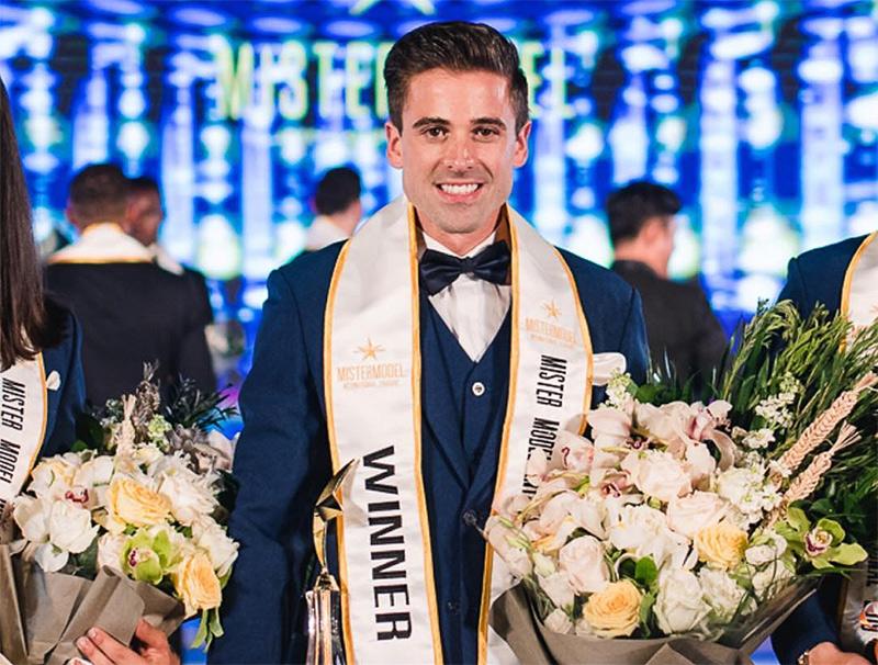 Mister Model International 2019