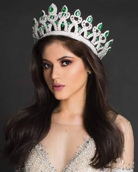Dariana Urista Miss Supranational 2019