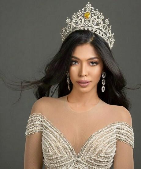 Hmwe Thet Miss Grand Myanmar 2019