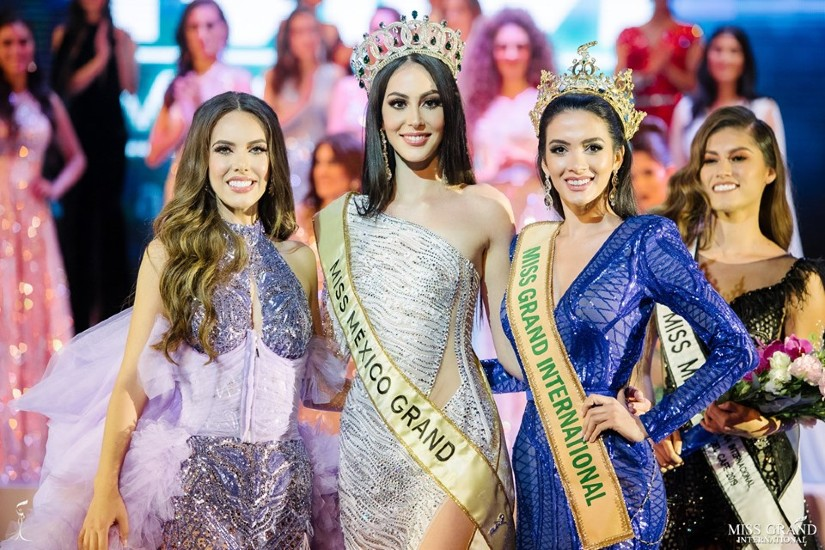María Malo Miss Grand Mexico 2019