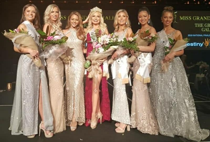 Miss Grand Australia 2019