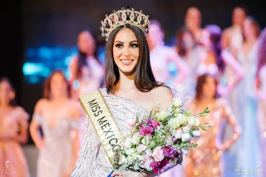 Miss Grand Mexico 2019
