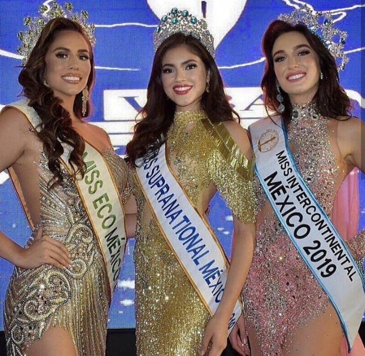 Miss Supranational Mexico 2019
